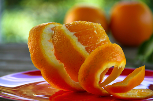 orange pelé